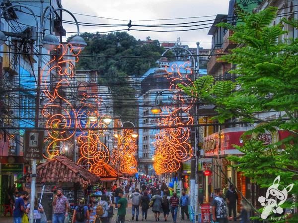 Calçada da Fama | Teresópolis - Rio de Janeiro - Brasil | FredLee Na Estrada