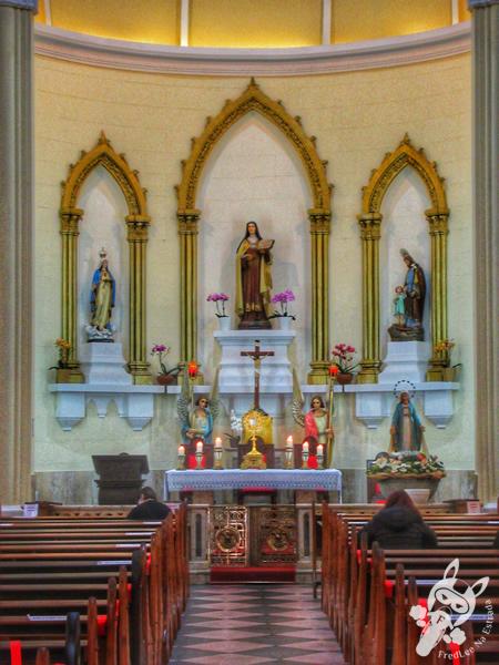 Igreja de Santa Teresa d'Ávila | Teresópolis - Rio de Janeiro - Brasil | FredLee Na Estrada