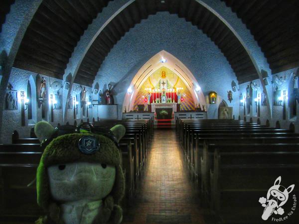 Paróquia de Santo Antônio de Paquequer | Teresópolis - Rio de Janeiro - Brasil | FredLee Na Estrada