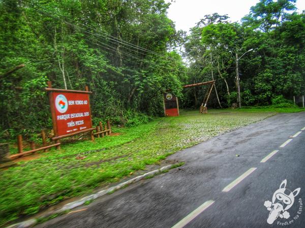 Parque Estadual dos Três Picos - Rodovia RJ-116 | FredLee Na Estrada