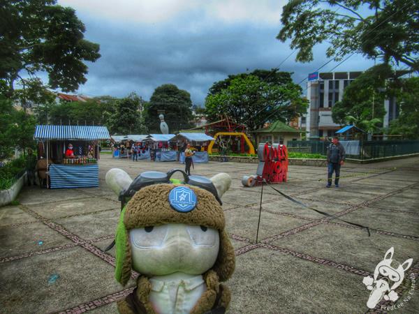 Praça do Suspiro | Nova Friburgo - Rio de Janeiro - Brasil | FredLee Na Estrada