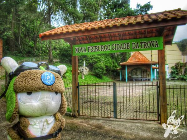 Cidade da Trova | Nova Friburgo - Rio de Janeiro - Brasil | FredLee Na Estrada
