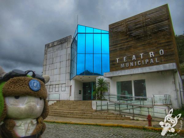 Teatro Municipal | Nova Friburgo - Rio de Janeiro - Brasil | FredLee Na Estrada