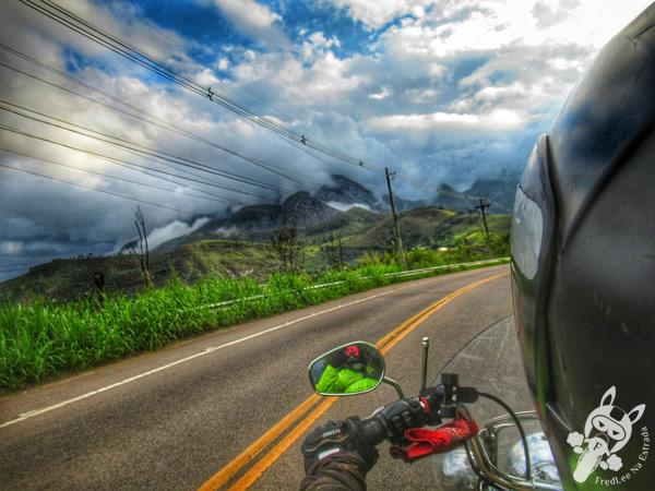 Estrada Friburgo-Teresópolis - Rodovia RJ-130 | FredLee Na Estrada