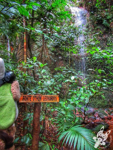Fonte Othon Leonardos - Parque Nacional da Serra dos Órgãos – Parnaso | Teresópolis - Rio de Janeiro - Brasil | FredLee Na Estrada