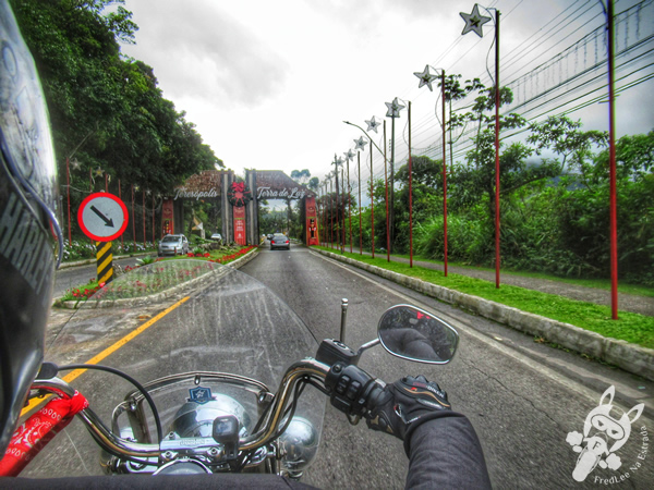 Teresópolis - Rio de Janeiro - Brasil | FredLee Na Estrada