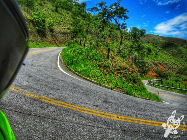 Estrada Bernardo Coutinho - Rodovia RJ-117 | FredLee Na Estrada