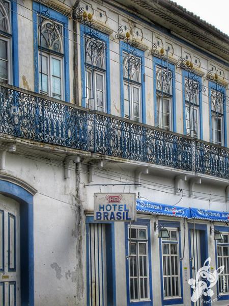 Solar de Luciano José de Almeida - Centro Histórico | Bananal - São Paulo - Brasil | FredLee Na Estrada