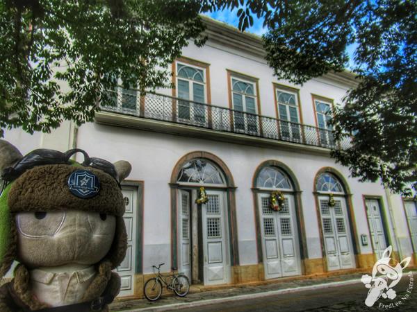Solar Aguiar Vallim - Centro Histórico | Bananal - São Paulo - Brasil | FredLee Na Estrada