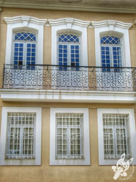Fórum - Centro Histórico | Bananal - São Paulo - Brasil | FredLee Na Estrada