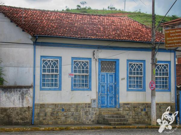 Centro Histórico | Bananal - São Paulo - Brasil | FredLee Na Estrada