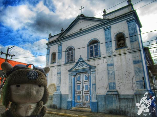 Igreja de Nossa Senhora do Rosário - Centro Histórico | Bananal - São Paulo - Brasil | FredLee Na Estrada