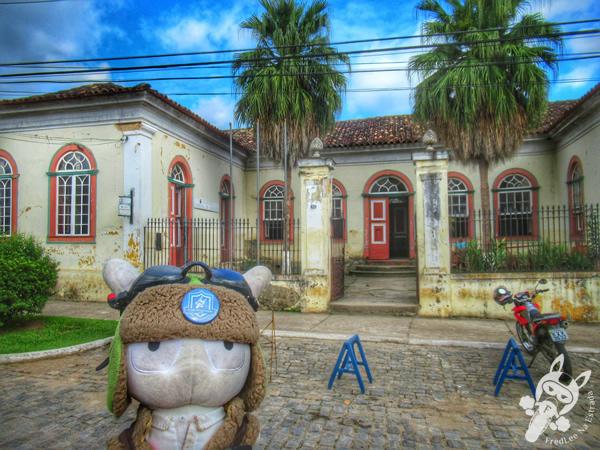 Santa Casa da Misericórdia - Centro Histórico | Bananal - São Paulo - Brasil | FredLee Na Estrada