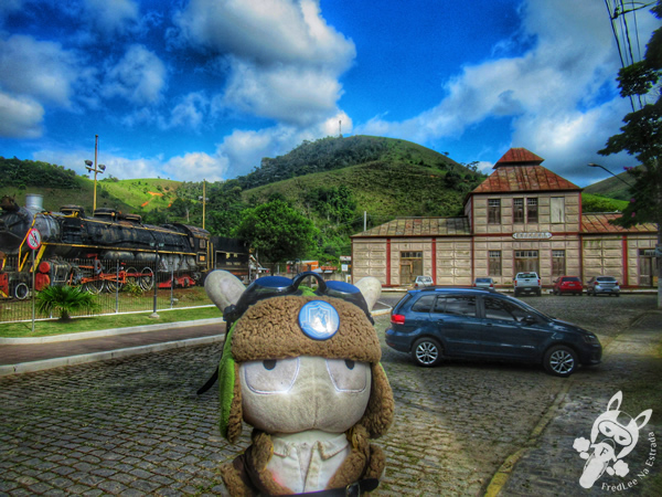 Estação Ferroviária - Centro Histórico | Bananal - São Paulo - Brasil | FredLee Na Estrada