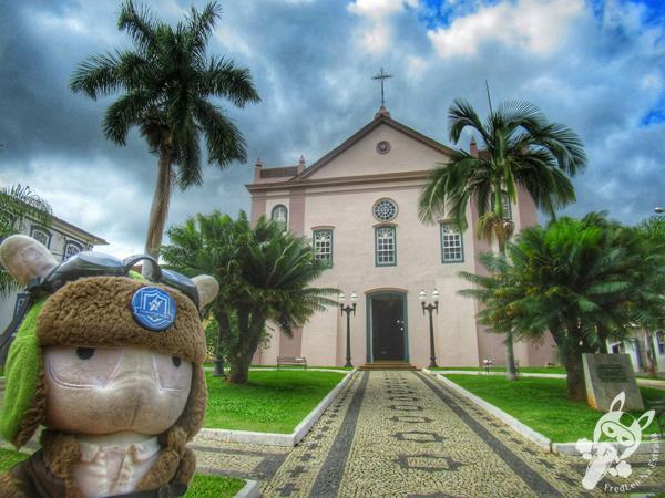 Igreja Matriz do Senhor Bom Jesus do Livramento - Centro Histórico | Bananal - São Paulo - Brasil | FredLee Na Estrada