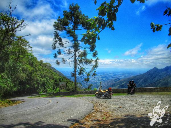 Mirante Vale da Bocaina | Estrada Sertão da Bocaina - Rodovia SP-247 | FredLee Na Estrada
