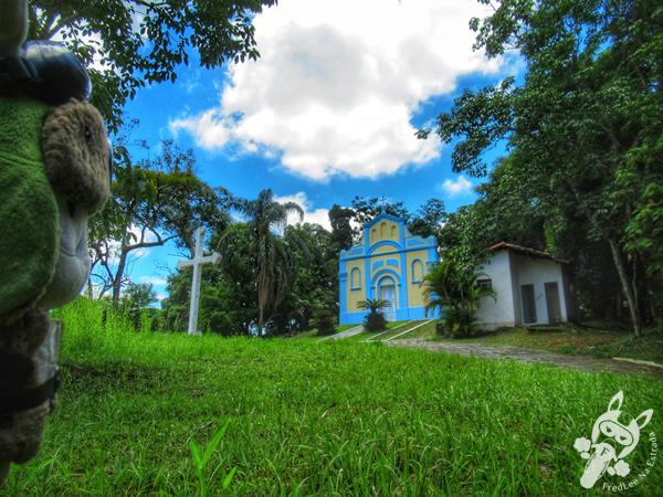 Capela de São José do Retiro | Estrada Sertão da Bocaina - Rodovia SP-247 | FredLee Na Estrada