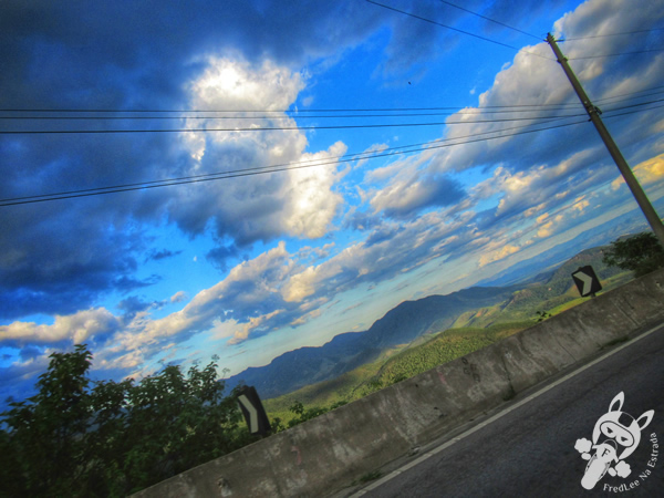 Serra da Mantiqueira | Rodovia Floriano Rodrigues Pinheiro - Rodovia SP-123 | FredLee Na Estrada