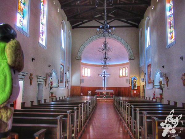 Igreja São Benedito | Campos de Jordão - São Paulo - Brasil | FredLee Na Estrada