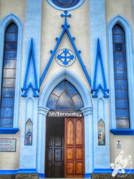 Igreja Santa Teresinha do Menino Jesus | Campos de Jordão - São Paulo - Brasil | FredLee Na Estrada