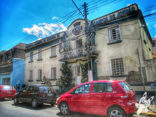 Prefeitura municipal | Campos de Jordão - São Paulo - Brasil | FredLee Na Estrada