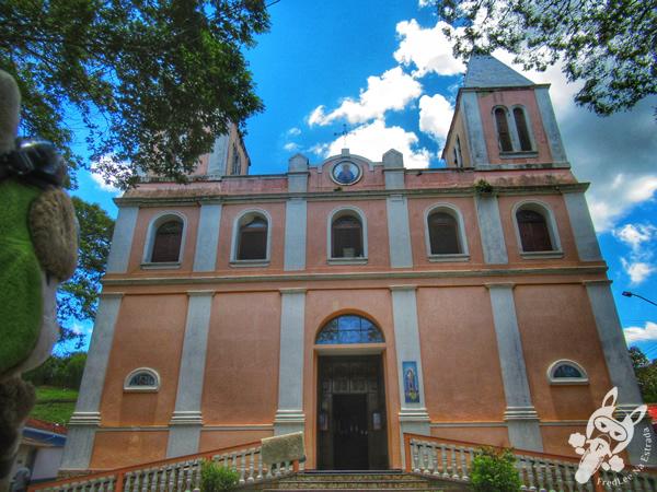 Igreja Nossa Senhora do Bonsucesso | Monteiro Lobato - São Paulo - Brasil | FredLee Na Estrada