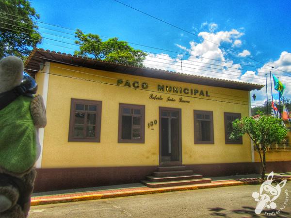 Paço Municipal | Monteiro Lobato - São Paulo - Brasil | FredLee Na Estrada