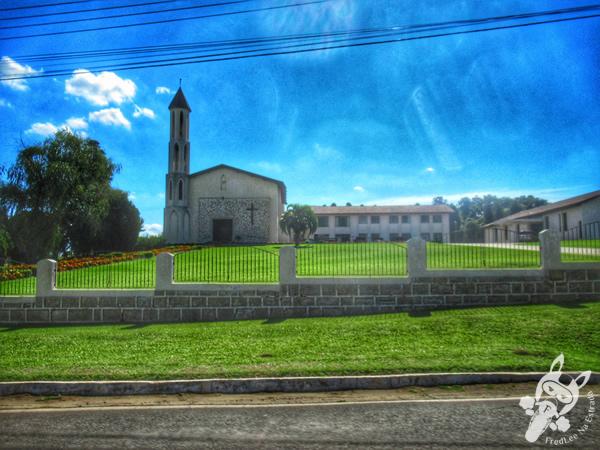 Igreja Evangélica Menonita |Colônia Witmarsum - Palmeira - Paraná - Brasil | FredLee Na Estrada
