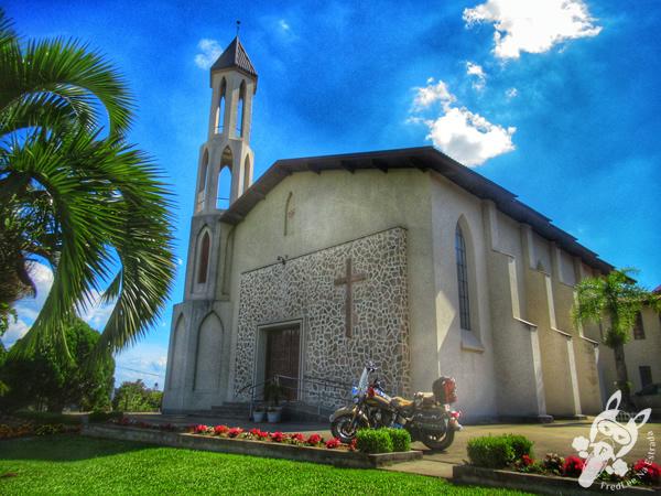 Igreja Evangélica Menonita | Colônia Witmarsum - Palmeira - Paraná - Brasil | FredLee Na Estrada