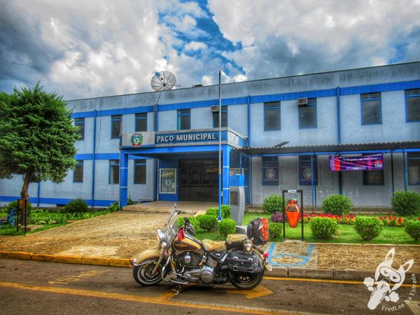 Paço Municipal   Pinhão - Paraná - Brasil   FredLee Na Estrada