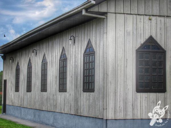 Capela Senhor Bom Jesus | Faxinal do Céu - Pinhão - Paraná - Brasil | FredLee Na Estrada
