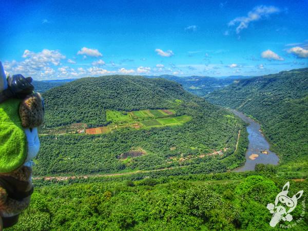 Belvedere do Espigão - Vale do Rio das Antas | Veranópolis - Rio Grande do Sul - Brasil | FredLee Na Estrada
