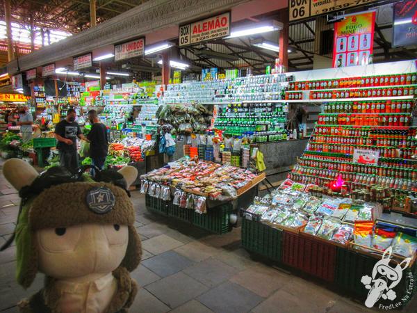 Mercado Público de Porto Alegre - Centro Histórico | Porto Alegre - Rio Grande do Sul - Brasil | FredLee Na Estrada