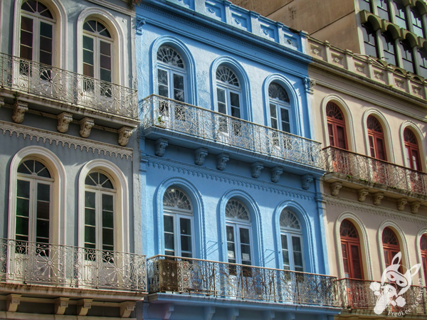 Centro Histórico | Porto Alegre - Rio Grande do Sul - Brasil | FredLee Na Estrada