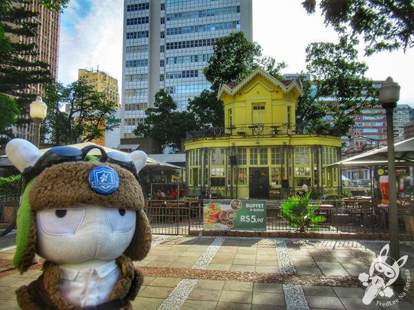 Chalé da Praça XV - Centro Histórico | Porto Alegre - Rio Grande do Sul - Brasil | FredLee Na Estrada