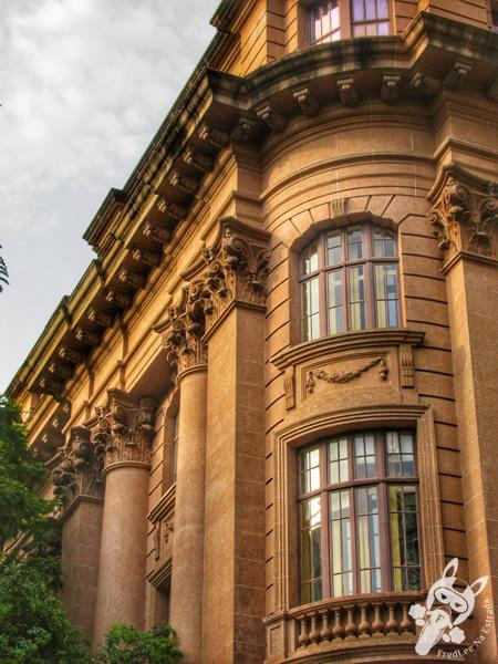 Farol Santander - Centro Histórico | Porto Alegre - Rio Grande do Sul - Brasil | FredLee Na Estrada