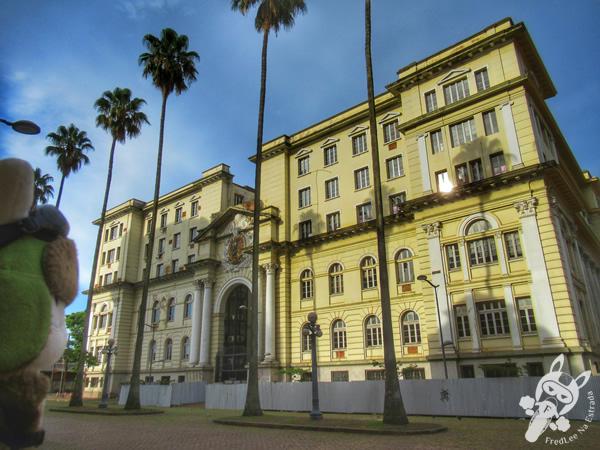 Secretaria da Fazenda - Centro Histórico | Porto Alegre - Rio Grande do Sul - Brasil | FredLee Na Estrada