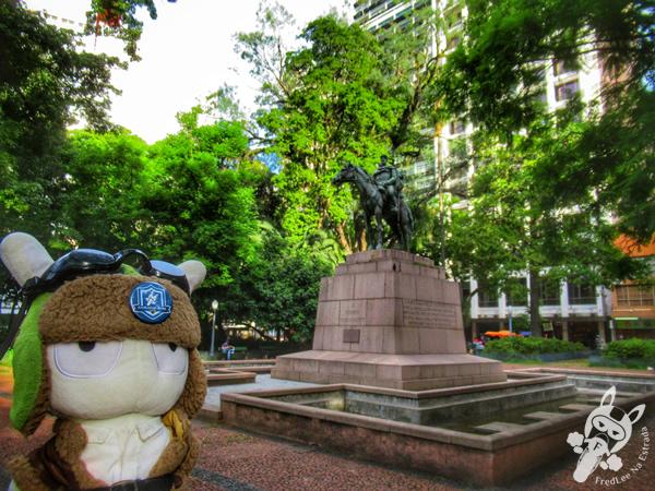 Monumento ao General Osório - Centro Histórico | Porto Alegre - Rio Grande do Sul - Brasil | FredLee Na Estrada