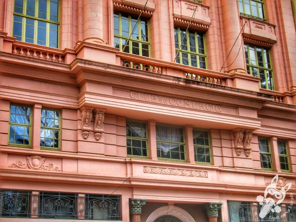 Clube do Comércio - Centro Histórico | Porto Alegre - Rio Grande do Sul - Brasil | FredLee Na Estrada