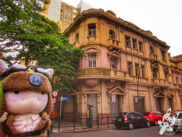 Correio do Povo - Centro Histórico | Porto Alegre - Rio Grande do Sul - Brasil | FredLee Na Estrada