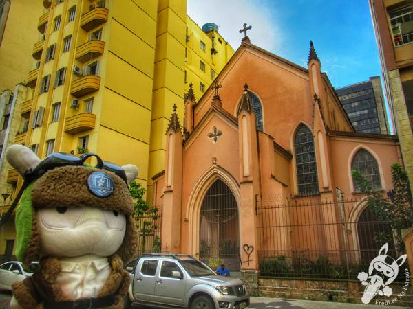 Catedral da Santíssima Trindade da Igreja Episcopal do Brasil - Centro Histórico | Porto Alegre - Rio Grande do Sul - Brasil | FredLee Na Estrada