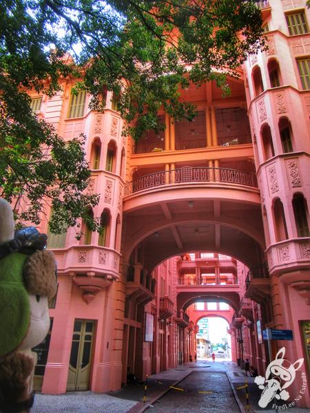 Hotel Majestic - Casa de Cultura Mário Quintana - Centro Histórico | Porto Alegre - Rio Grande do Sul - Brasil | FredLee Na Estrada