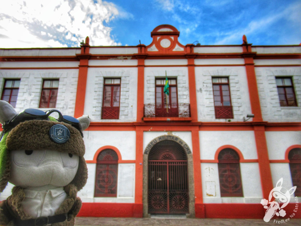 Museu Militar do Comando Militar do Sul - Centro Histórico | Porto Alegre - Rio Grande do Sul - Brasil | FredLee Na Estrada