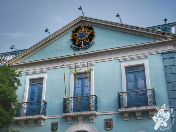 8ª Circunscrição de Serviço Militar - Centro Histórico | Porto Alegre - Rio Grande do Sul - Brasil | FredLee Na Estrada