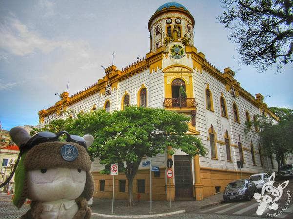Quartel General Auxiliar do Comando Militar do Sul - Centro Histórico | Porto Alegre - Rio Grande do Sul - Brasil | FredLee Na Estrada