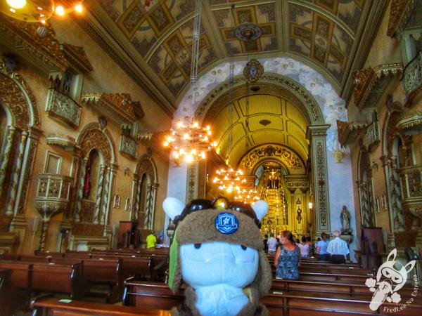 Igreja Nossa Senhora das Dores - Centro Histórico | Porto Alegre - Rio Grande do Sul - Brasil | FredLee Na Estrada