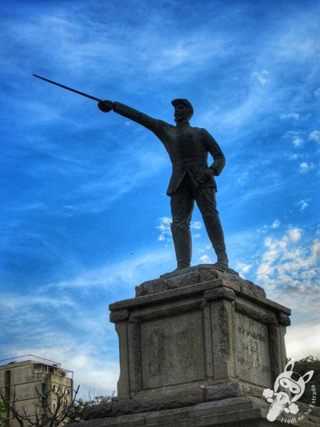 Praça Brigadeiro Sampaio - Centro Histórico | Porto Alegre - Rio Grande do Sul - Brasil | FredLee Na Estrada