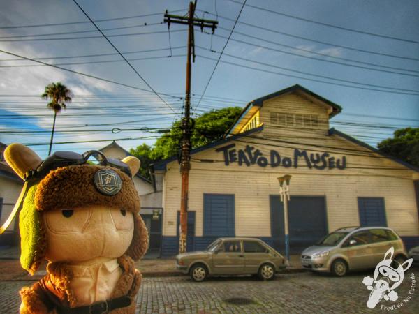 Teatro do Museu - Centro Histórico | Porto Alegre - Rio Grande do Sul - Brasil | FredLee Na Estrada