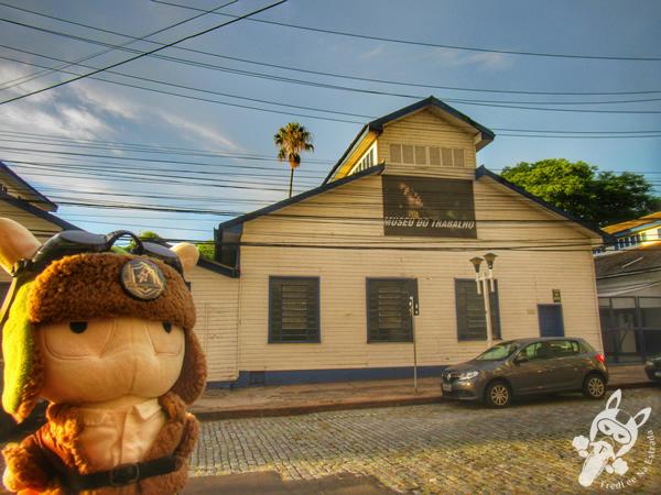 Museu do Trabalho - Centro Histórico | Porto Alegre - Rio Grande do Sul - Brasil | FredLee Na Estrada