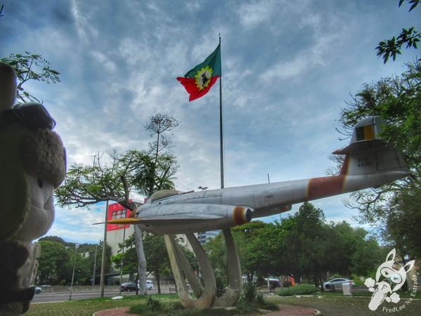Praça Santos Dumont | Canoas - Rio Grande do Sul - Brasil | FredLee Na Estrada
